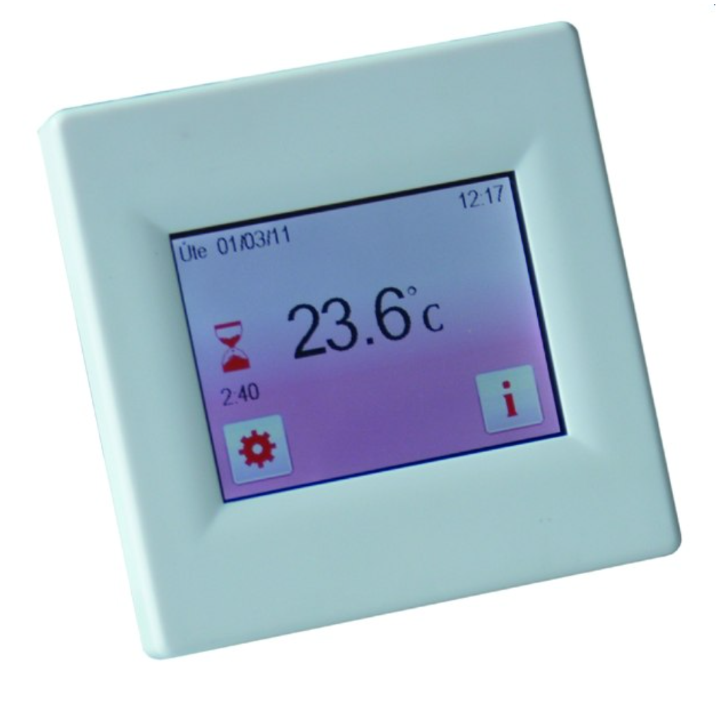 TFT Thermostat Fenix